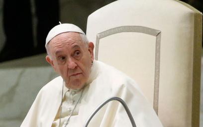 Papież Franciszek chciał zacytować Merkel, omyłkowo zacytował Putina