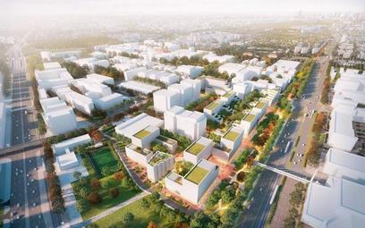 Osiedle Echo Investment na Służewcu, największy projekt, który dostał zgodę na mocy specustawy