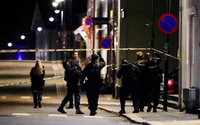 Norwegia: Mężczyzna uzbrojony w łuk zaatakował przechodniów. Są ofiary
