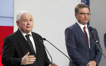Jacek Nizinkiewicz: Zbigniew Ziobro zbroi się na wojnę z Jarosławem Kaczyńskim
