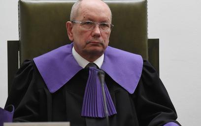 Sędzia Sądu Najwyższego Krzysztof Pietrzykowski