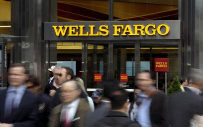 Senatorka Elizabeth Warren chce, żeby Fed podzielił Wells Fargo