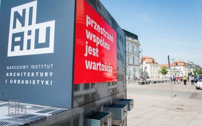 Otwarcie Narodowego Instytutu Architektury i Urbanistyki.