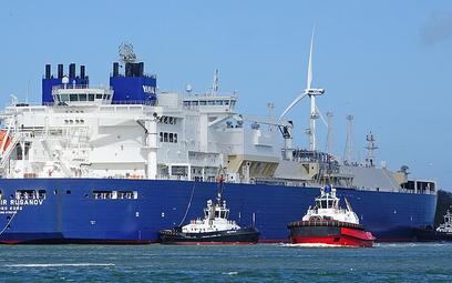 Gaz dla Chin z lodów Arktyki z rekordem