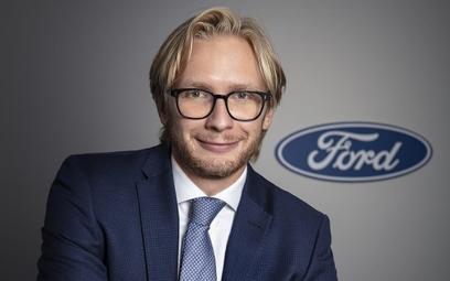Nowy szef w Ford Polska