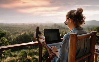 Cyfrowych nomadów będzie trudno z powrotem ściągnąć do biur