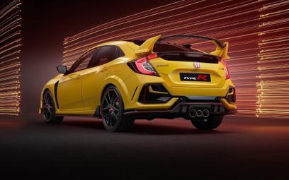 Honda Civic Type R Limited Edition: Wyprzedana w 4 minuty
