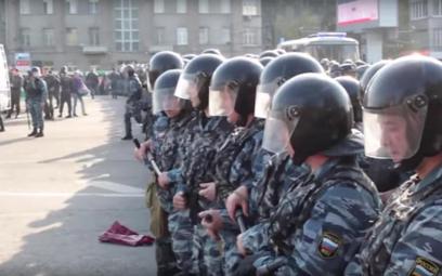 Protesty w Moskwie, 2011 rok