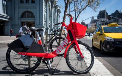 """Uber chce """"skupić się na rowerach zamiast samochodach"""""""