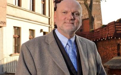 Michał Zaleski, prezydent Torunia.