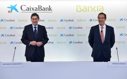 Powstanie największy bank w Hiszpanii
