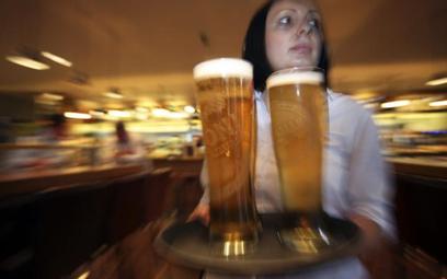 W I kwartale 2011 r. urosła sprzedaż piwa