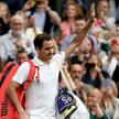 Roger Federer po przegranej z Hubertem Hurkaczem