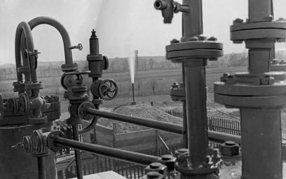 Pole wydobywcze gazu ziemnego w Generalnej Guberni