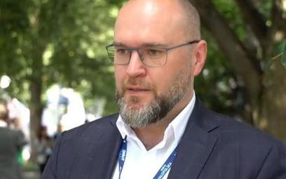 Wiceprezes Polskiej Agencji Inwestycji i Handlu Krzysztof Senger