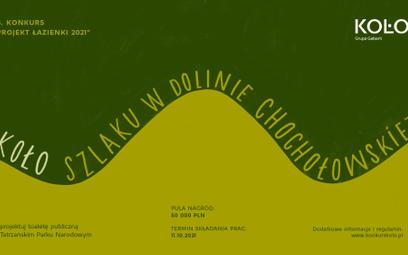 """Konkurs KOŁO """"Projekt Łazienki 2021"""" – ruszyła 23. edycja"""