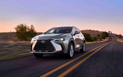 Lexus z rekordową sprzedażą w USA. Najwyższy wynik w historii