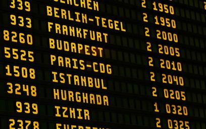 Zakaz lotów międzynarodowych przedłużony