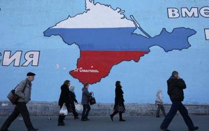 Gaz nie płynie na Krym