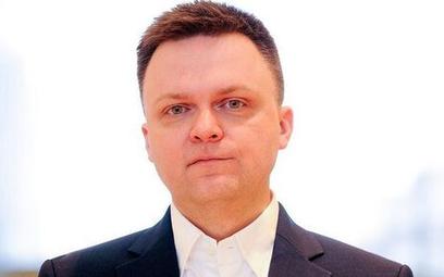 Sąd zarejestrował partię Polska 2050 Szymona Hołowni