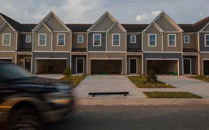 Wielu Amerykanów chce kupić dom. I bardzo wielu to się nie udaje