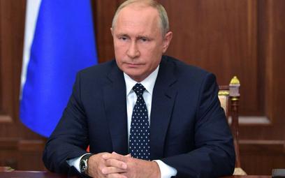 Putin łagodzi reformę emerytalną