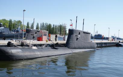 ORP Bielik. Jedna z dwóch jednostek typu Kobben pozostających w służbie Marynarki Wojennej. Fot./Łuk