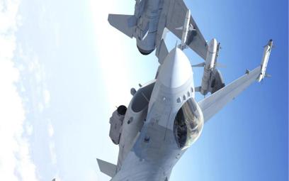 Bułgaria wkrótce stanie się trzecim odbiorcą najnowszej wersji F-16. Rys./Lockheed Martin.