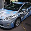 Toyota, samochody elektryczne