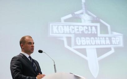 Wiceminister Tomasz Szatkowski kierował zespołem, który opracował Koncepcję