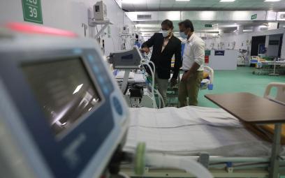 Koronawirus. Indie: Ponad 6 tysięcy zgonów chorych na COVID w ciągu doby