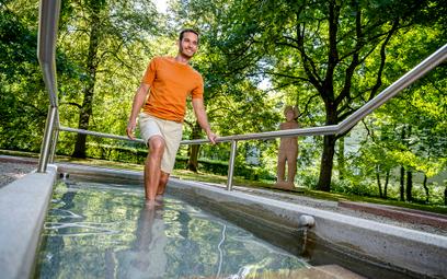 Bad Nauheim - terapia wodą