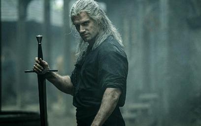 Geralt z Rivii daje nieźle zarobić nie tylko spółce CD Projekt. Na zdjęciu Henry Cavill
