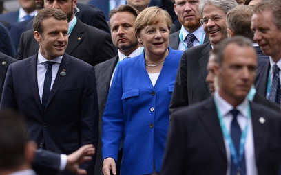 UE: Czy Niemcy i Francja doprowadzą do pogłębienia unii walutowej?
