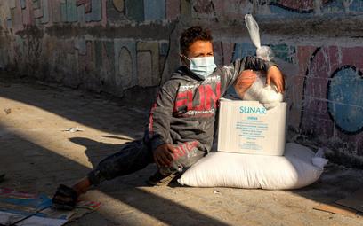 Koronawirus. Palestyńczycy otrzymają szczepionki na COVID z Rosji