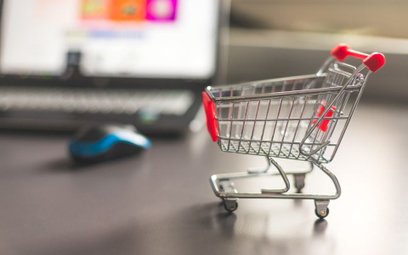 Coraz mniej gotówki na e-zakupach
