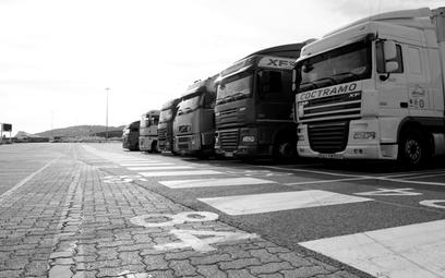 Od nowego roku ciężarówką awaryjnie do Wielkiej Brytanii
