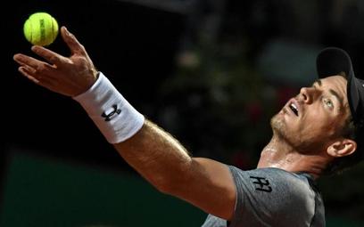 Brytyjczyk Andy Murray