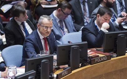 Marek Magierowski uczestniczył w marcu w debacie Rady Bezpieczeństwa ONZ w Nowym Jorku