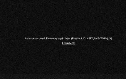 Wielka globalna awaria YouTube'a. Wyłączony na 90 minut