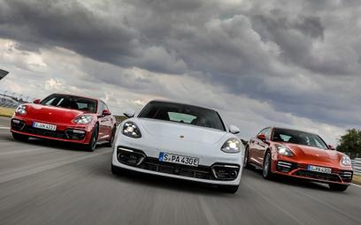 Porsche montuje fejkowe półprzewodniki