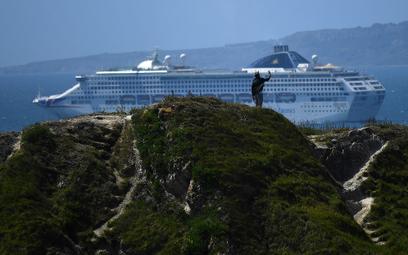Część statków wycieczkowych wypłynie w morze w wakacje