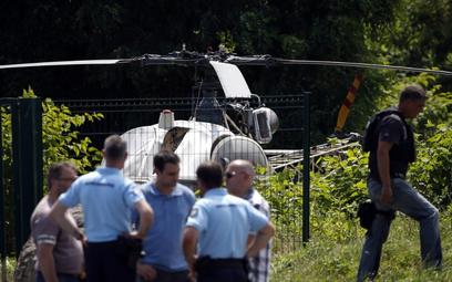 Uciekł z więzienia helikopterem. Szukano go trzy miesiące