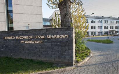 I Mazowiecki Urząd Skarbowy w Warszawie