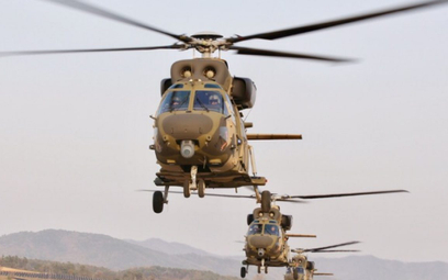 Śmigłowiec wielozadaniowy Korea Aerospace Industries KUH-1 Surion. Fot./KAI.