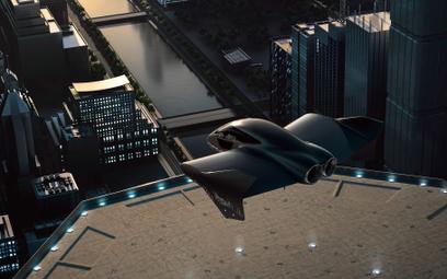 Porsche i Boeing chcą latać nad miastami