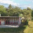 Budynek aeroklubu projektu Jeana Prouve i Le Corbusiera
