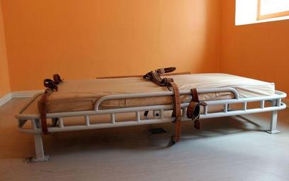 Monitoring w psychiatrykach łamie prawa pacjentów