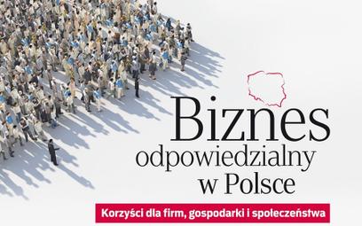 """Druga edycja projektu """"Biznes Odpowiedzialny w Polsce"""""""