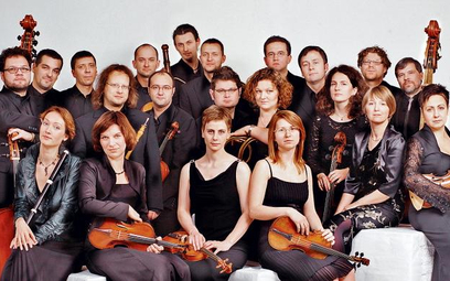Orkiestra z Fryderykiem